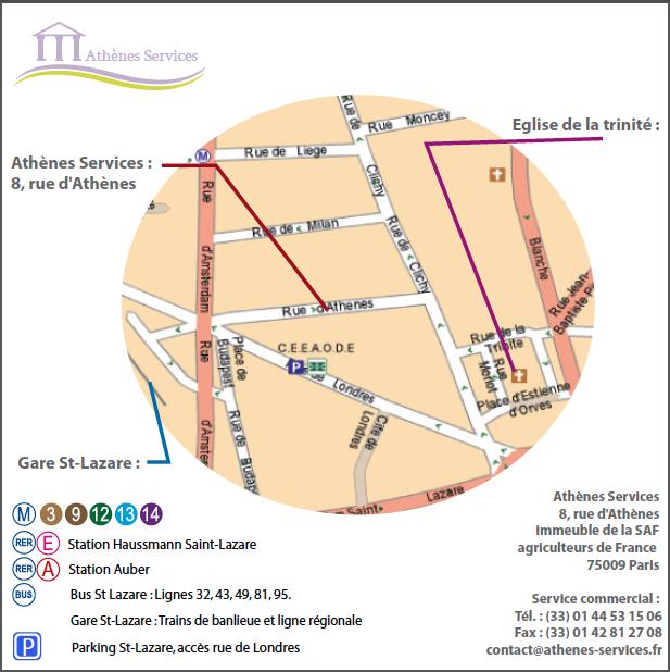Plan athenes services