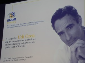 Conférence EMDR Europe de Milan