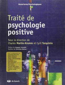 Livres en psychologie positive