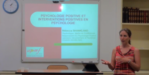 Psychologie positive et interventions positives en psychologie