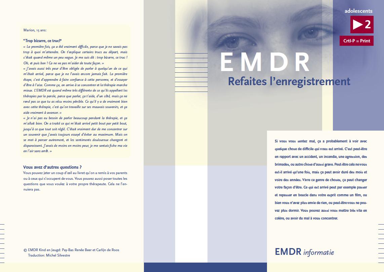 Brochure EMDR pour les adolescents
